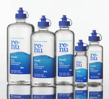 Bausch + Lomb Unveils Transparent Packaging: Collaboration with R&D/Leverage and Amcor Creates Innovative Clear Bottle for renu® fresh(TM) Multi-Purpose Solution