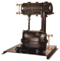 Skid Mounted Condensate Pumps feature float-free design.