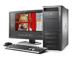 HP Expands Workstation Series to Include Desk-Side, Mobile and Small Form Factor Model