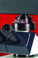 C-Mount Adapter suits microscope cameras/spectrophotometers.
