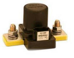 SPST Sealed Contactor measures 3 in. tall and weighs 1.9 lb.