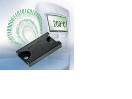 Industrial RFID Tag withstands temperatures as high as 200°C.