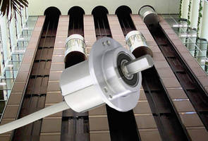 Compact, Low Cost Magnetic Encoders from POSITAL Have What It Takes for Elevator Applications