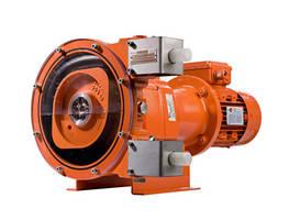 Peristaltic Hose Pumps employ seal free design.