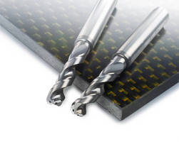Carbide Drill Bits are designed to handle CFRP materials.