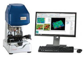 3D Optical Surface Profiler suits wide range of applications.