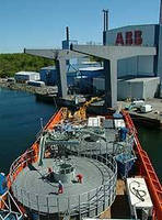ABB Wins $110 Million Order for Power Link to Offshore Platform