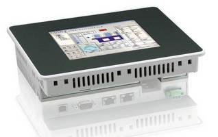 Mini Panel PC serves as open human machine interface.