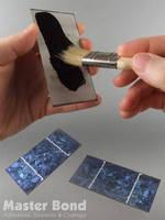 Heat Resistant Epoxy Adhesive provides high strength bonds.