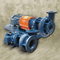 Griswold(TM) E,F&G Series Centrifugal Pumps Meet the Needs of HVAC Cooling Towers