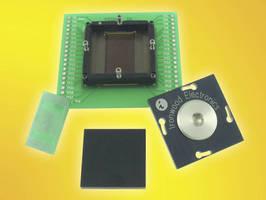 BGA Socket holds DDR3 LRDIMM memory buffer.