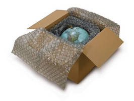 Sealed Air Introduces Bubble Wrap® Brand Recycled Grade Cushioning