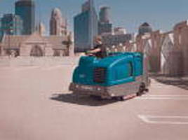 Tennant Company's ec-H2O(TM) Technology Extended to Rider Scrubbers and Scrubber-Sweepers