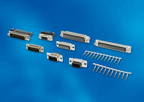 FCI Expands D-Sub High Density Series