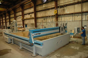 Metal Service Center JACQUET Southeast Now Offering Large Format Water Jet Cutting Services in Charlotte