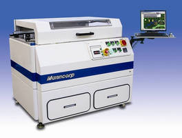 Selective Soldering System handles mixed technology PCBs.