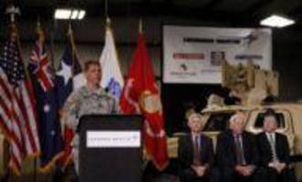 Lockheed Martin Delivers First JLTV Technology Development Vehicles for Testing Ahead of Schedule
