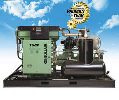 Sullair TS Series Tandem Compressors Recognized as Winner in 2009 Product of the Year Competition