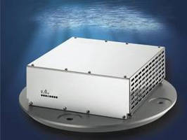 Subsea Power Converter provides up to 1,100 W of power.