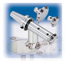 High-Feed Chamfer Mill delivers multi-functional cutting.