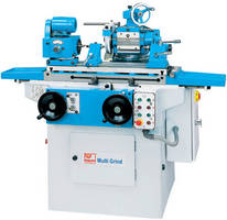 Knuth Offers Universal Grinding Machines