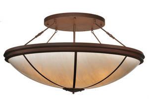 Ceiling Fixtures offer energy efficient lighting options.