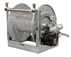 Liquid Propane Gas Reels are made from heavy gauge steel.