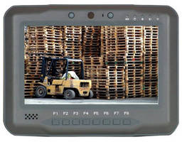 Rugged Tablet PC suits wide range of industrial applications.