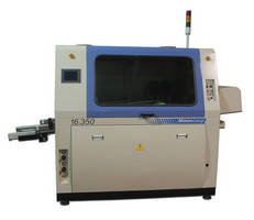 Compact Wave Solder Machine suits mid-volume operations.