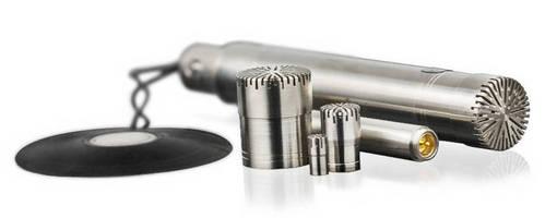Precision Measurement Microphones meet IEC/ANSI standards.