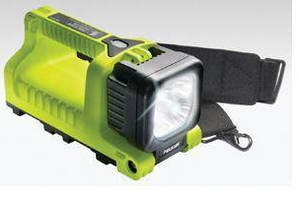 NFPA Rated LED Lantern features recharagable battery.