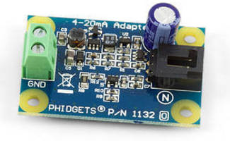 4-20 mA Adapter Board is developed for commercial users.