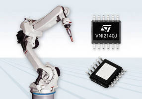 Intelligent Power Switch has space-saving 6 x 5 mm footprint.