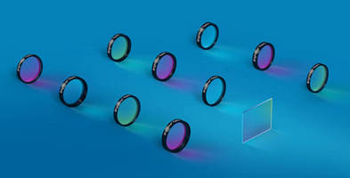 Optical Filter Set facilitates high-speed five-band imaging.