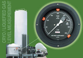Tank Level Gauges and Switches suit cryogenic/liquefied gas.