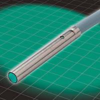 Miniature Inductive Proximity Sensors have range up to 1 mm.