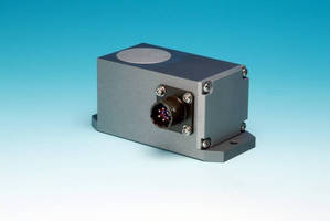 Precision Linear Servo Accelerometers are sealed to IP65.