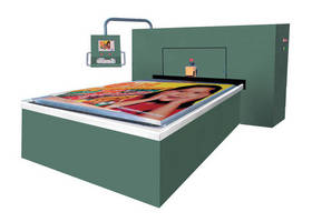 G.P.I. Vacuum Holddown Tables Ideal for Flatbed Printers, Digital or Screen