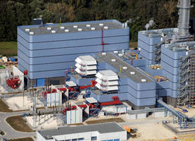 Irsching 5 Combined Cycle Power Plant Near Ingolstadt Sets New Standards
