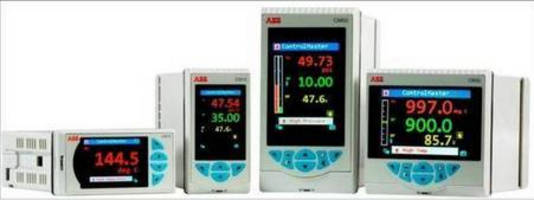 ABB Announces New Generation of Controller and Indicator Instruments