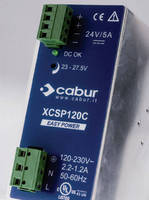 Compact Power Supplies are available in 3.5, 5, and 10 A.