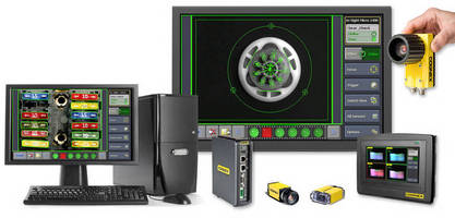 New Direct VGA Output Option for Cognex In-Sight Systems