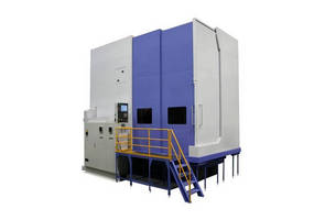 MHI to Market 'ZGA2000' Large-Size Gear Grinding Machine: First in Japan Enabling High-Speed, High-Precision Machining of up to 2 Meter Diameter Workpieces Achieves Significant Idle Time Reduction and Enhanced Operability