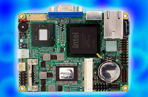 Pico-ITX Form Factor SBC supports Intel Atom processors.