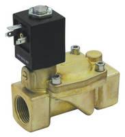 High Pressure Solenoid Valves have flow factor of 9.1-14 Cv.