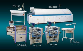 Manncorp Adds Two Higher-Throughput PCB Assembly Systems to Turnkey Line-up