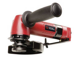 Chicago Pneumatic Redesigns Six Angle Grinders