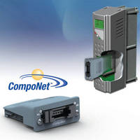 HMS Adds CompoNet(TM) to the Anybus® CompactCom(TM) Product Family
