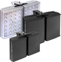 Geutebruck's New Helios IR and White Light Illuminators