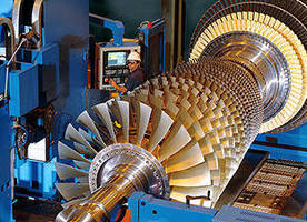 Siemens Receives Order for Advanced Gas Turbine for Expansion Project in Texas